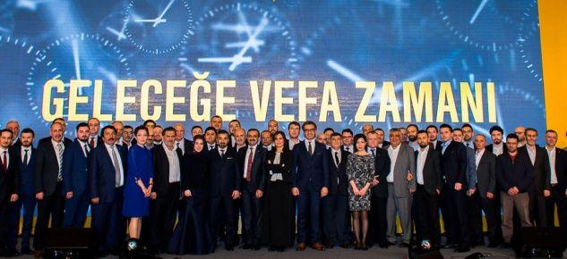 Vefa Holding'ten 25. yıla görkemli kutlama!