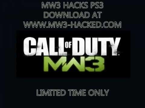 mw3 hack ps3