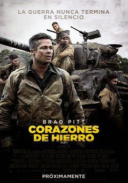 Corazones De Hierro Online Latino 2014 Vk Peliculas Audio Latino Fury Movie Fury 2014 Full Movies Online Free