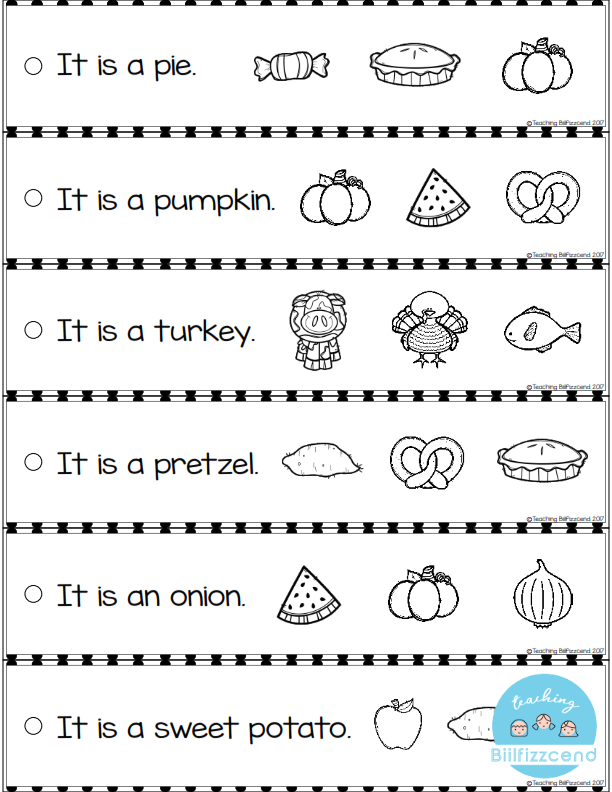 FREE Reading Fluency Strip. These Fluency Strip Are Perfect For Students In  Pre-K, Kinderg… Preschool Reading, Reading Fluency, Reading Comprehension  Kindergarten
