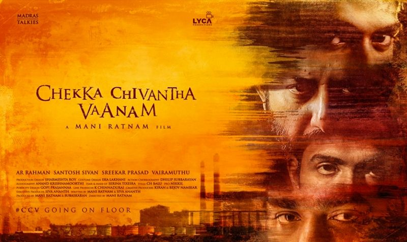 Chekka Chivantha Vaanam Movie Review