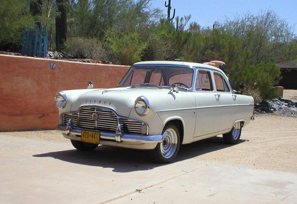 Hemmings Find Of The Day 1959 Ford Zephyr Ford Zephyr Veteran Car Classic Cars
