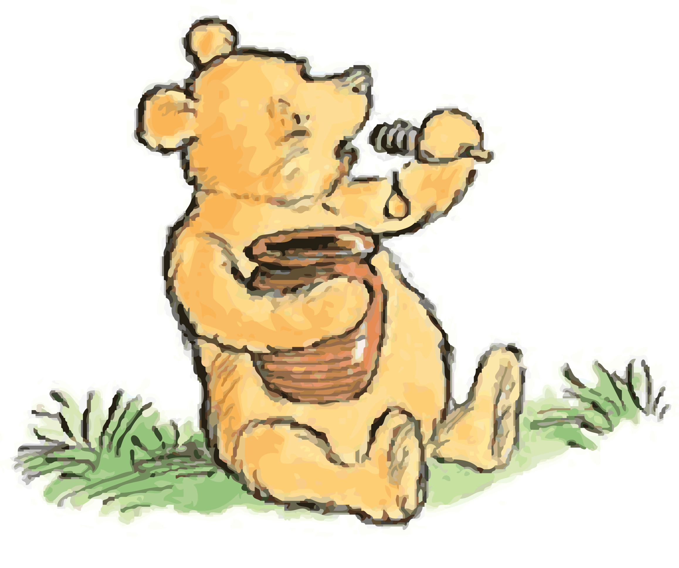 Classic Pooh Wallpaper Winnie The Pooh Classic Winnie The Pooh