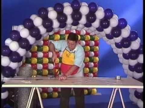 Curso estrutura com baloes