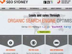 Award Winning SEO Sydney Agency. We offer guaranteed search engines rankings in Google & major search engines. Call 1300 932 587.