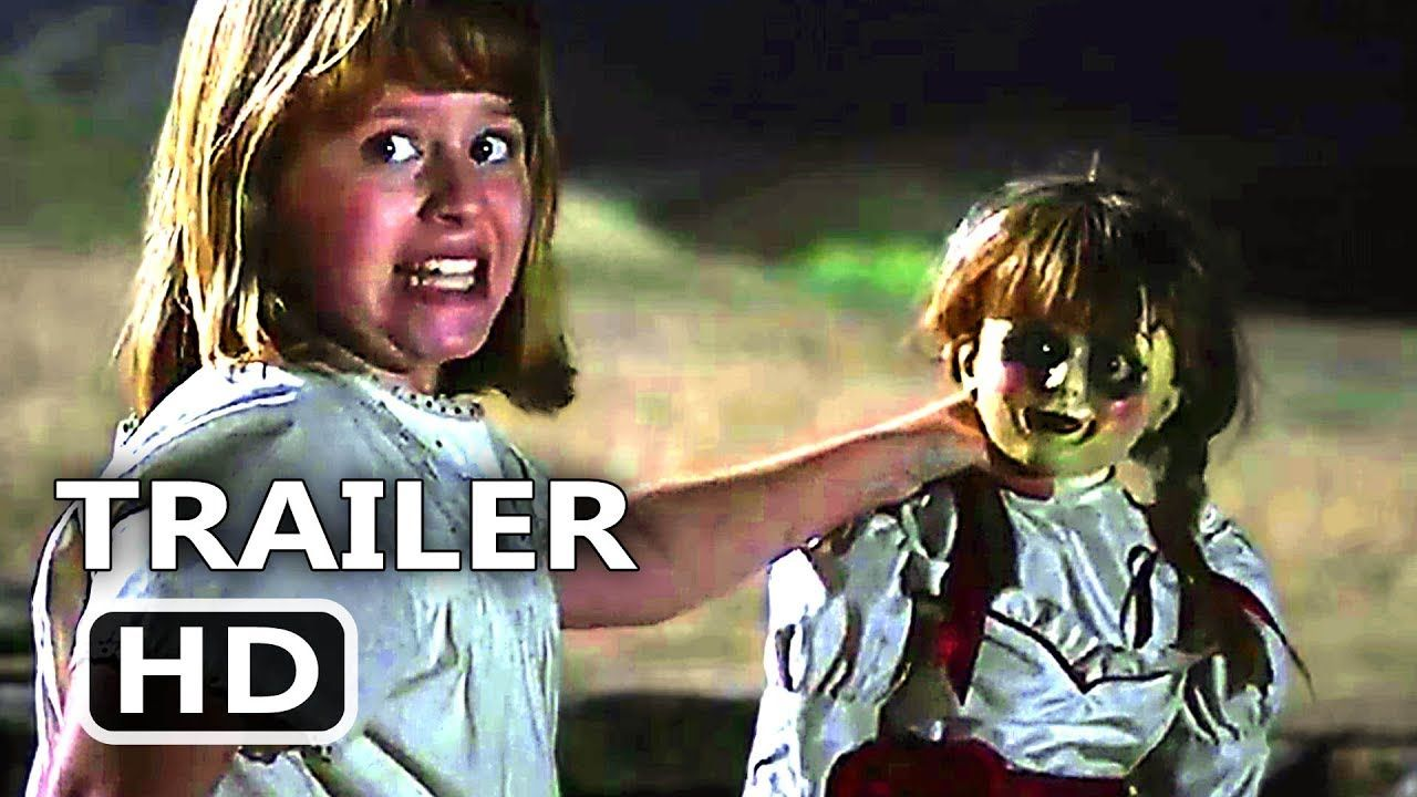 АNNАBЕLLЕ 2 Official Trailer 2 (2017) New Movie HD New