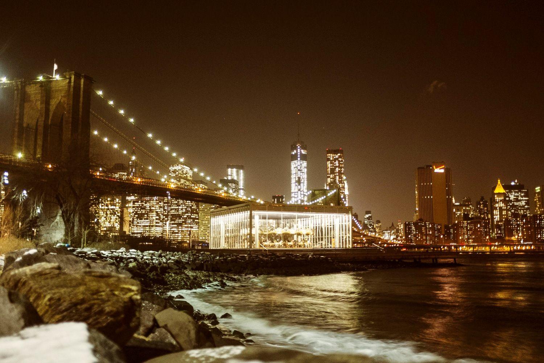 New York - Karussell in Brooklyn