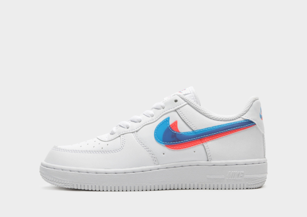 Nike FORCE 1 PS with JD Sports