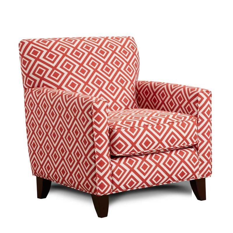 Bon This Super Cute Chair Comes In PANTONEu0027s Spring 2016 Color Fiesta.  Switchback Coral Accent Chair