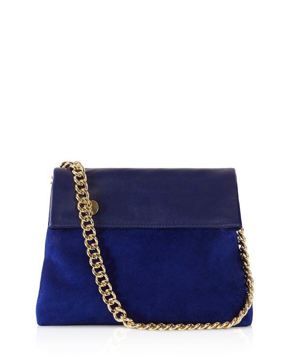 03498cd0a3b Karen Millen Regent Suede Shoulder Bag   Bags   Pinterest   Bags ...