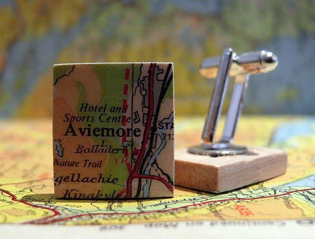 Aviemore map, via Flickr.