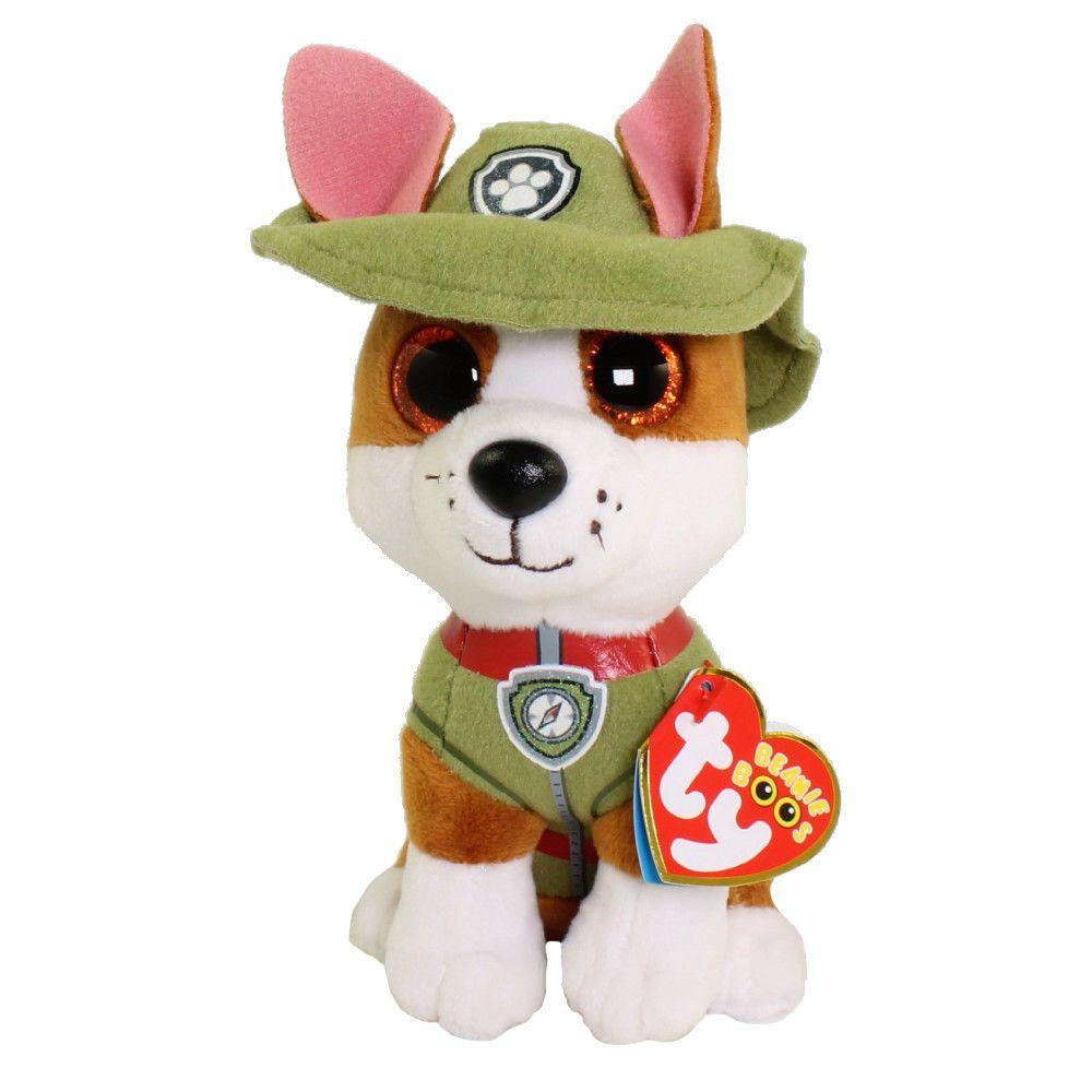 86e6e02ebd9 Beanie Babies 2 0 165958  2018 Ty Beanie Buddy 10 Medium Paw Patrol Tracker  Chihuahua Dog Plush Mwmt S -  BUY IT NOW ONLY   13.95 on  eBay  beanie   babies ...