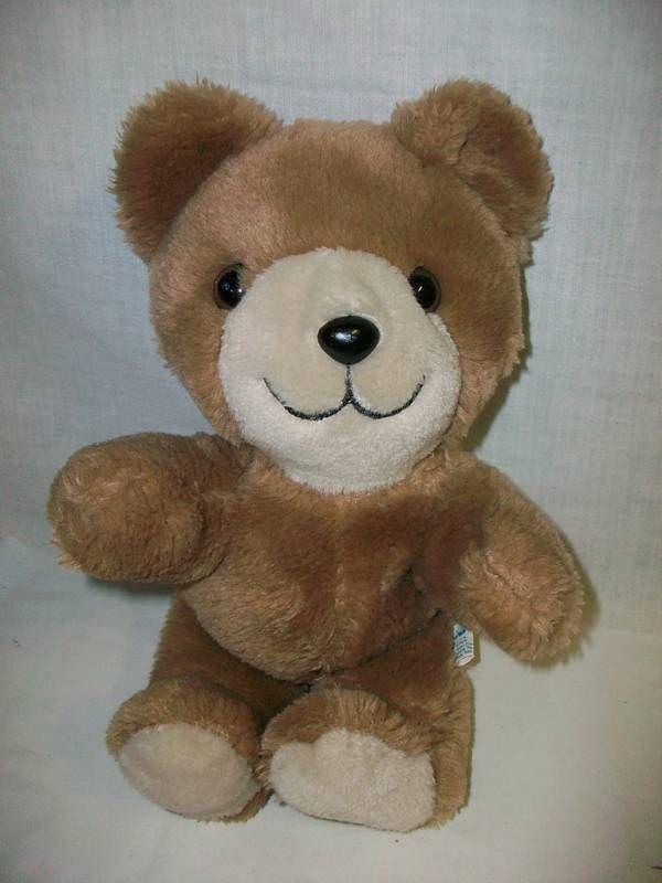 """Trudy Plush Stuffed TEDDY BEAR Toy Animal 11"""""""