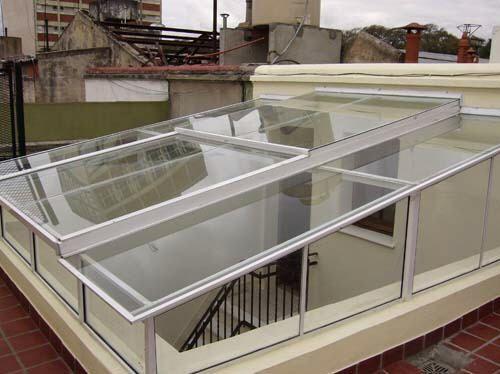 Compro techos de vidrio techos pinterest techo de for Cocina separada por un techo de vidrio