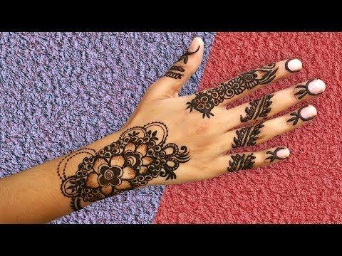 Mehndi Bunch On Arm : New ornamental jewellery mehndi design artistica henna