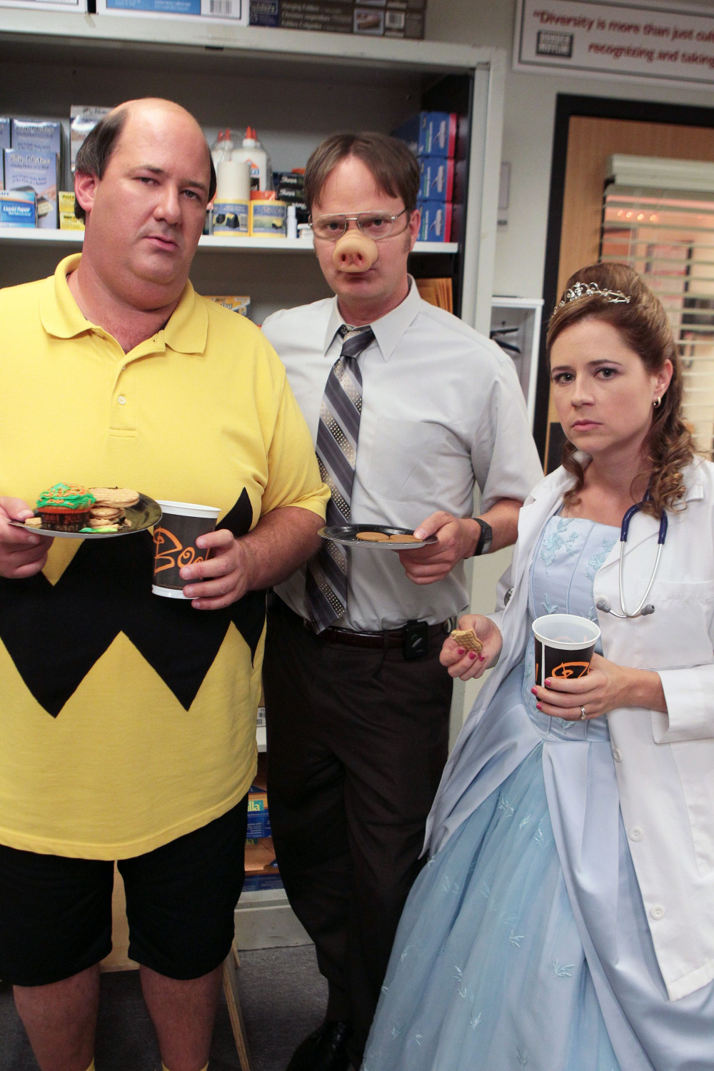 A Definitive Ranking of the Best 'The Office' Halloween Episodes