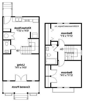 associateddesigns plans reverse plan