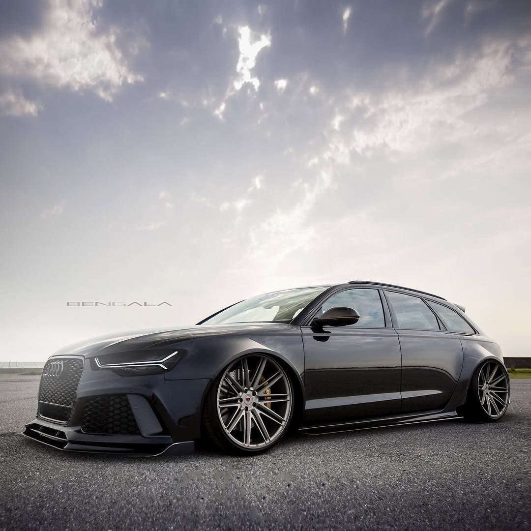 3/3 Bengala #RS6 On @vossen VPS-307's