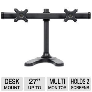 Inland Dual Monitor Desk Mount Tigerdirect 89 99