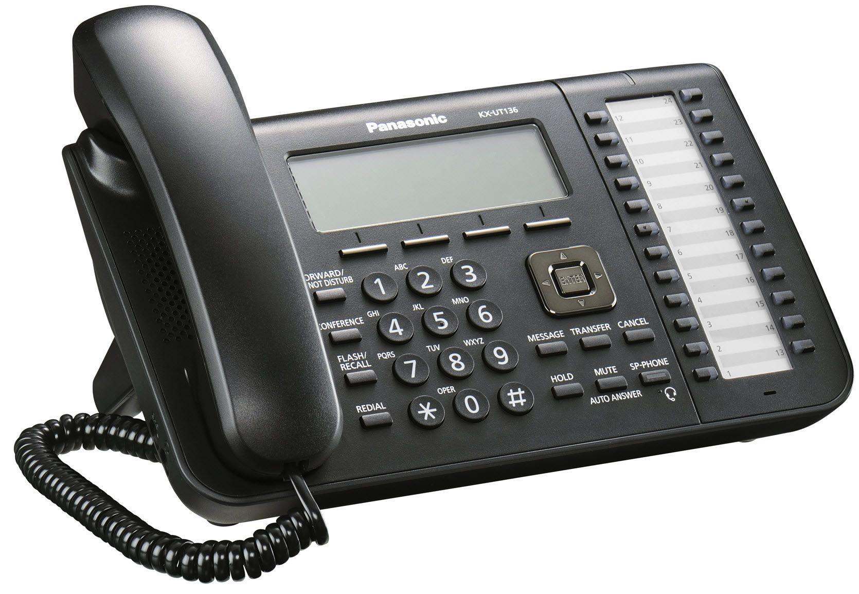 Panasonic Kx Ut136b Review Businessfibernetics