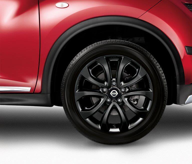Nissan Juke Alloy Wheel Nissan juke, Nissan, North