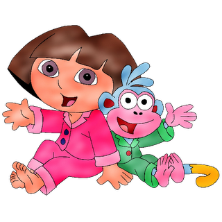 dora the explorer cartoon clip art printables for kids clip art rh pinterest co uk