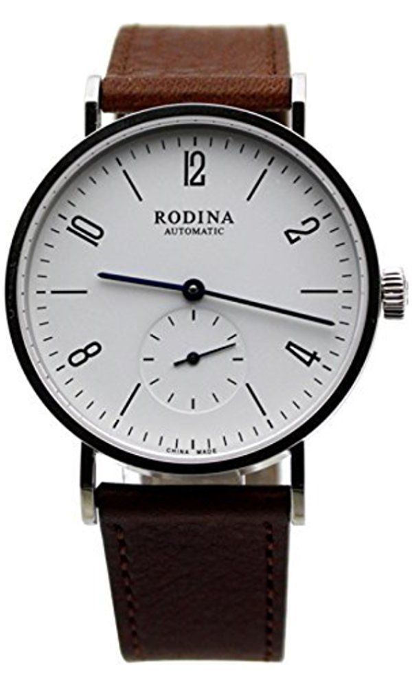 European Style Classical Rodina Men's Automatic Wrist Watch OEM By Sea-gull St17 Best Price