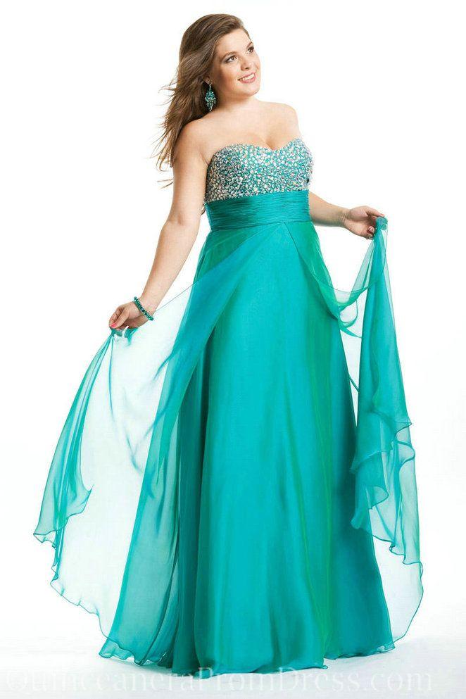 piniful.com long plus size dresses (24) #plussizefashion   Plus Size ...