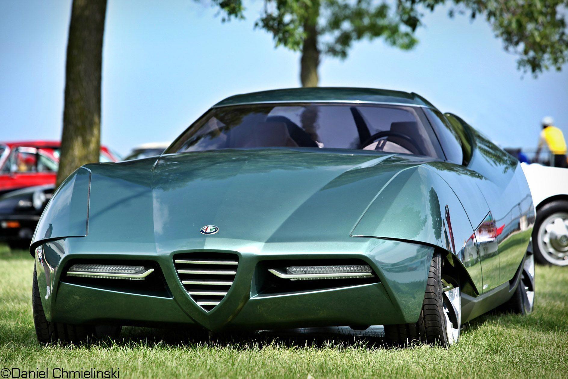 New Alfa Romeo GTV Concept render