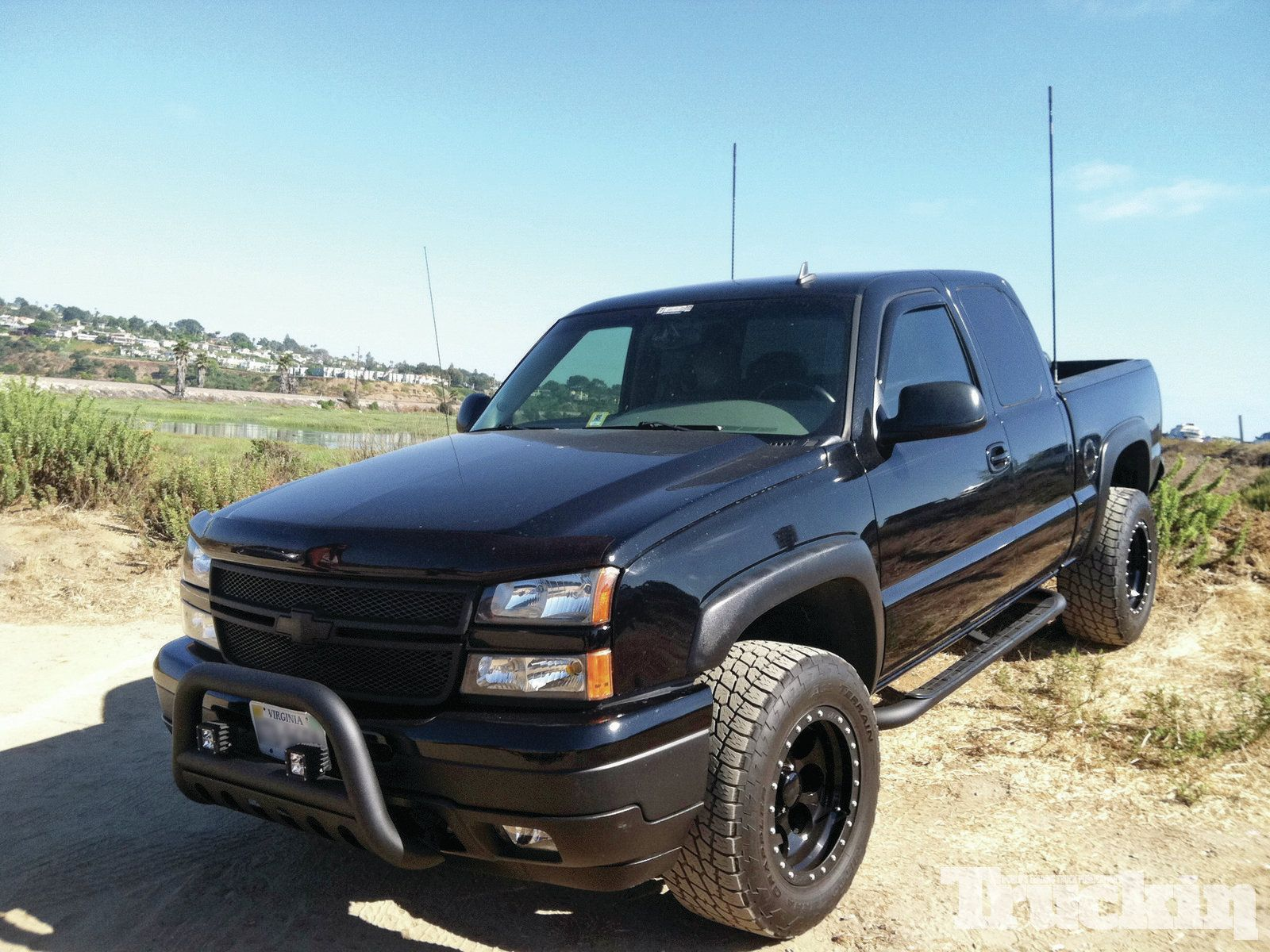 2006 chevrolet silverado 1500 tune up