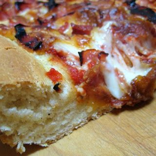 Chicago-Style Garlic and Butter Pizza Crust | Real Mom Kitchen