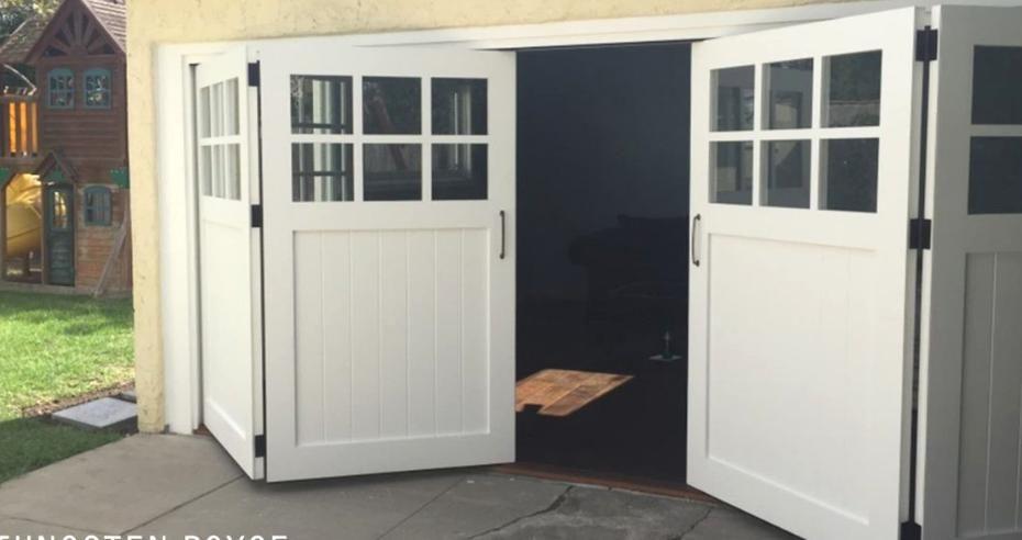 Carriage Doors Real Carriage Garage Doors Tungsten Royce In 2020 Carriage Garage Doors Carriage Doors Garage Doors