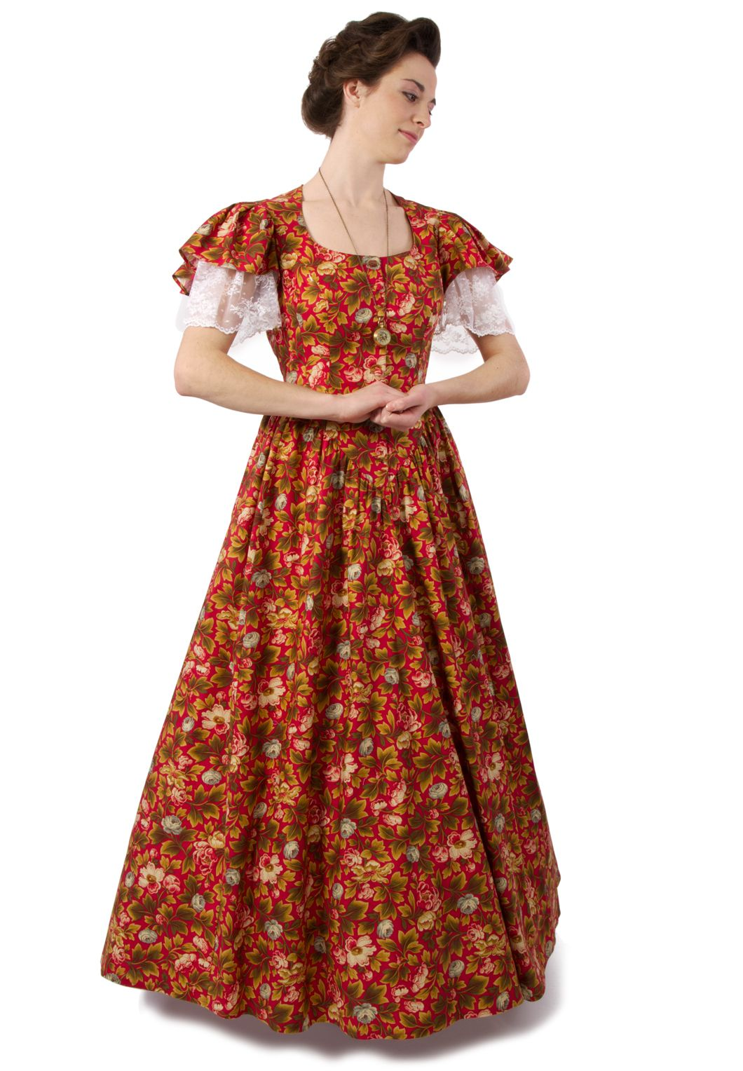 Old west prairie saloon dresses gowns from for Old west wedding dresses