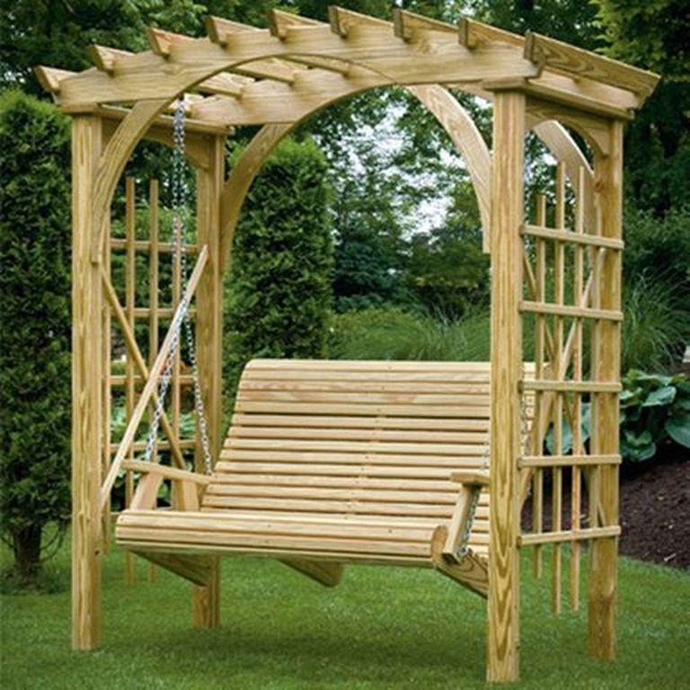 20 simple and affordable diy swings garden ideas garden