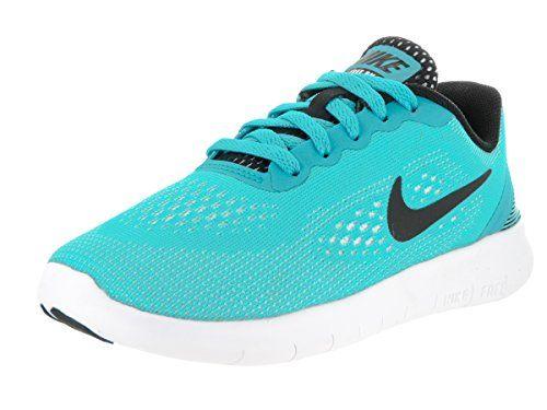 Nike Kids Free RN PS Gamma BlueBlackWhite Running Shoe 115 Kids US * Check  this awesome