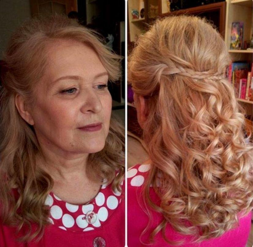 50 deslumbrantes peinados para la madre de la novia  – Peinados