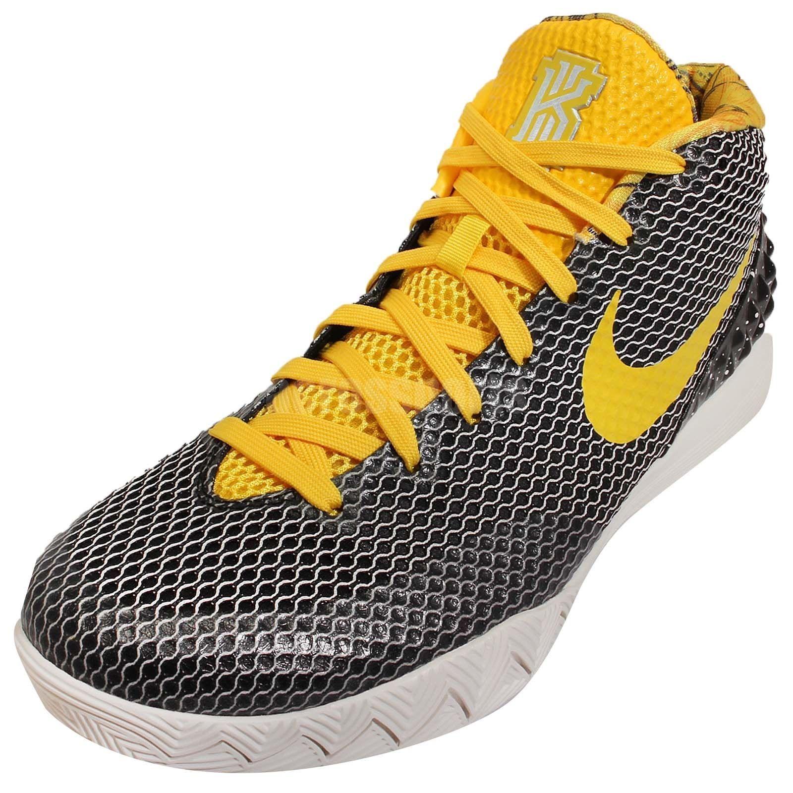 Nike Kyrie 1 LMT EP Irving Rise Black Tour Yellow Sail 812559 071