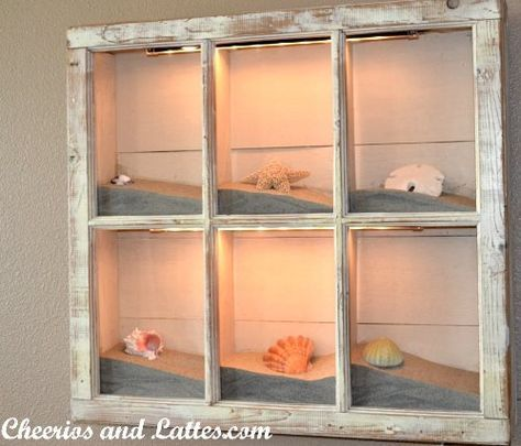 20+ Ways To Repurpose Old Windows (Upcycled Window Projects ...