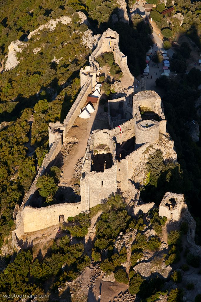 Château de Peyrepertuse ~ Aude