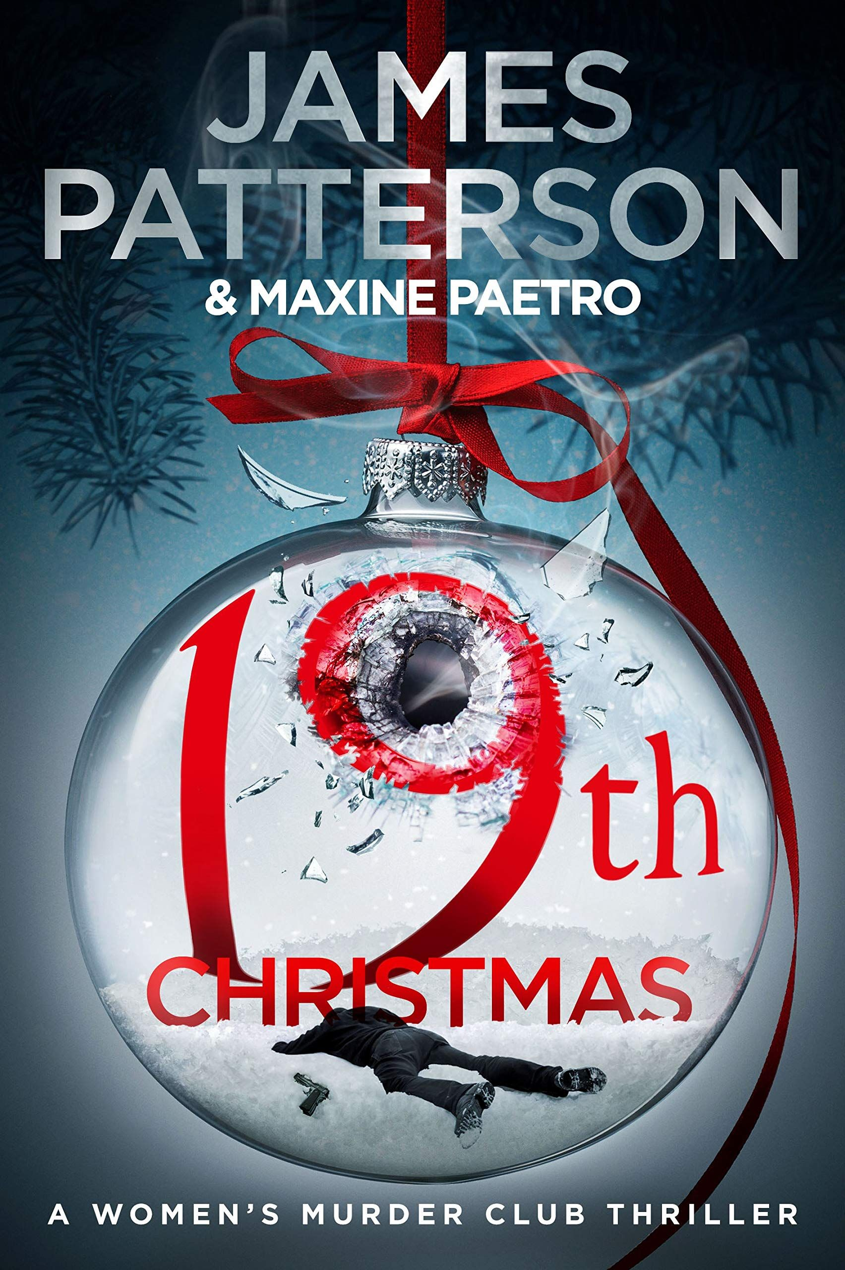 Pdf The 19th Christmas By James Patterson James Patterson Patterson Book Addict