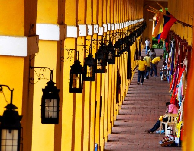 Colombia cartagena de indias http://lescouleursdumonde.wordpress.com