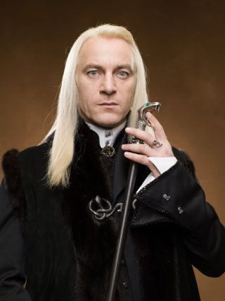 Pottermore A Portrait Of Lucius Malfoy Harry Potter Death Jason Isaacs Harry Potter Characters