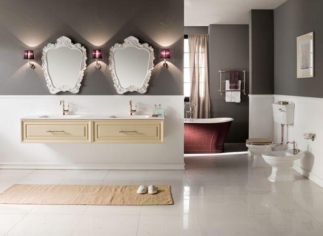 meuble CHARME 5 Meubles salles de bains by BLEU PROVENCE
