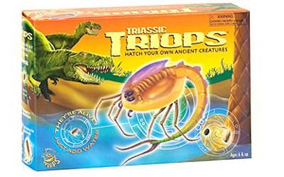 Triassic Triops Kit Grow Amazing Living Ancient Creatures Natural Gifts Creatures Sea Monkeys