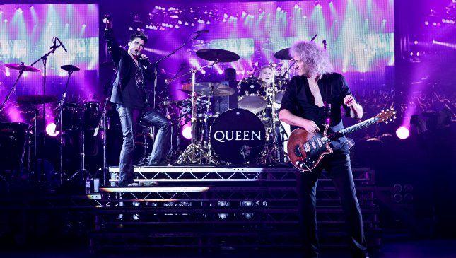 Queen regresará a Chile en septiembre - Cooperativa.cl