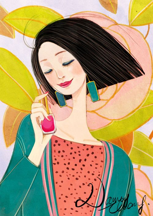 Nancy Zhang | Queen Lila