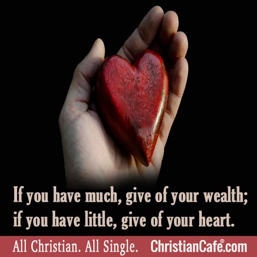 Wealthy christian singles
