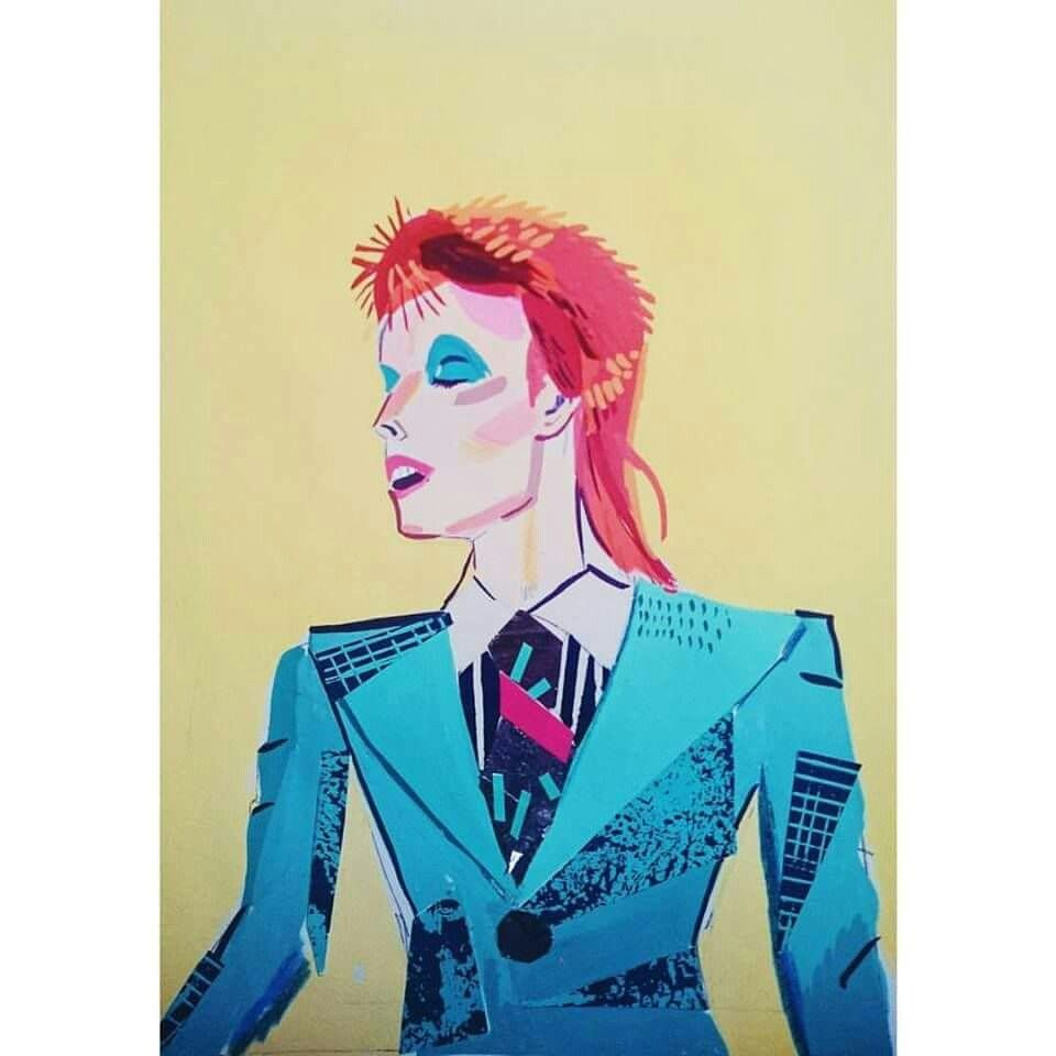 life on mars david bowie - 700×695
