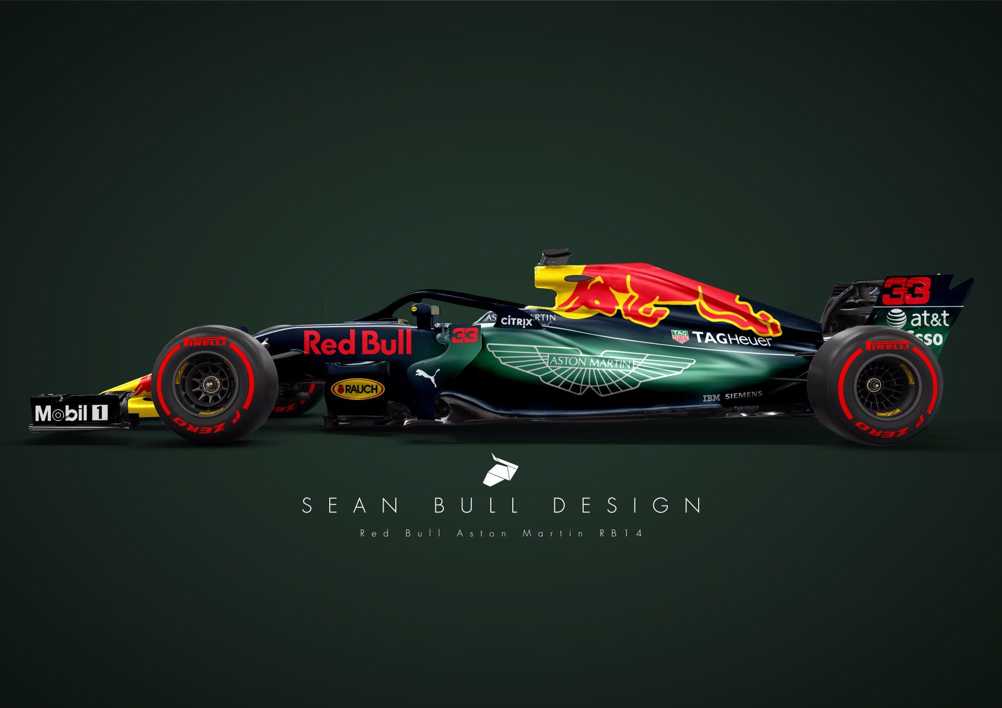 Sean Bull Design Seanbulldesign Twitter Red Bull Racing Racing Race Cars