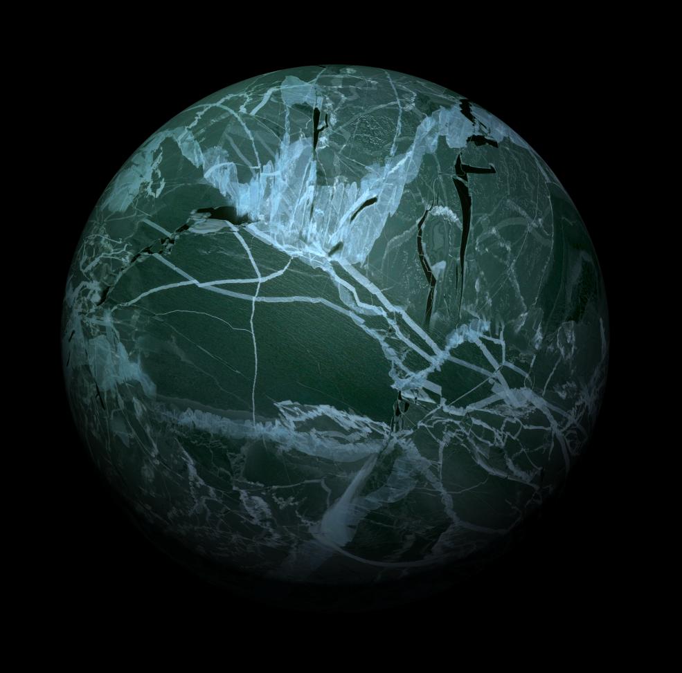 Serendip A Free Alien bitmap for 3d artists. free